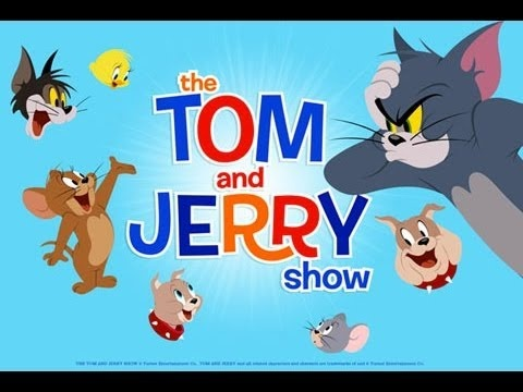New Tom and Jerry 2013 Full Movie