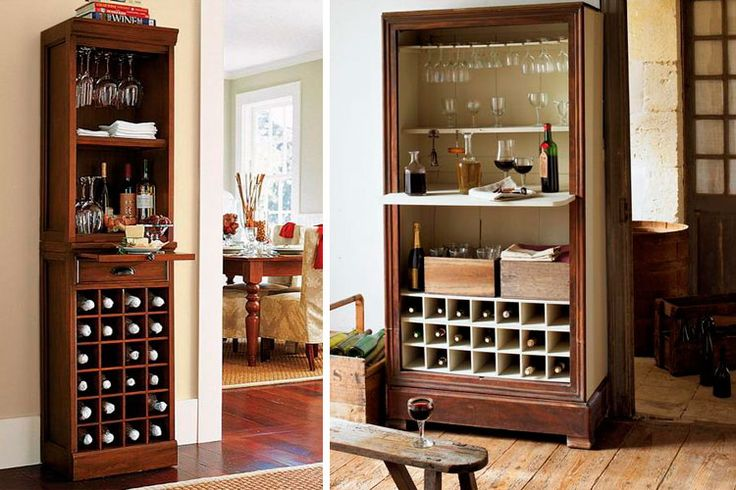 Ideas para instalar un bar en casa decofilia deco for Muebles para bares pequenos