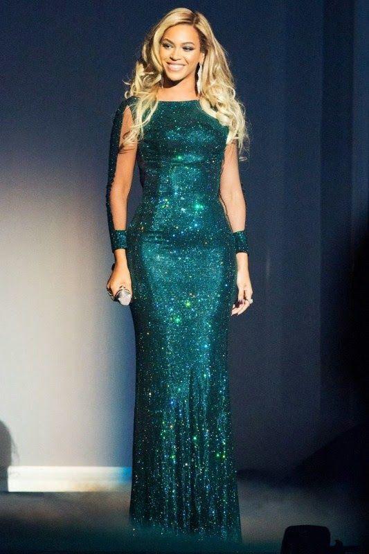 Beyonce dresses 2014
