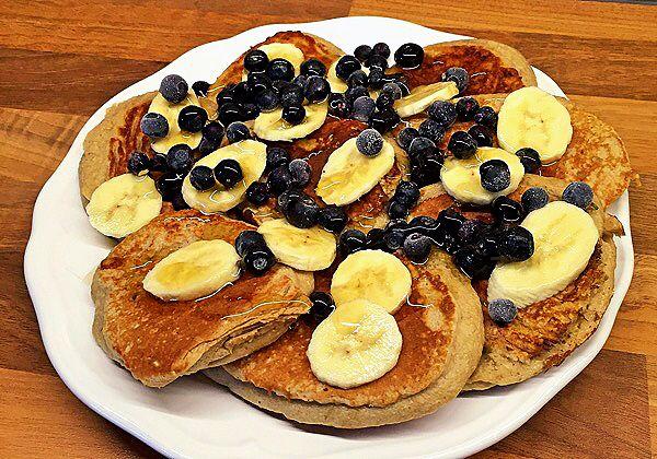 Snabba bananplättar med bara 3 ingredienser | Kryddburken | Bloglovin'