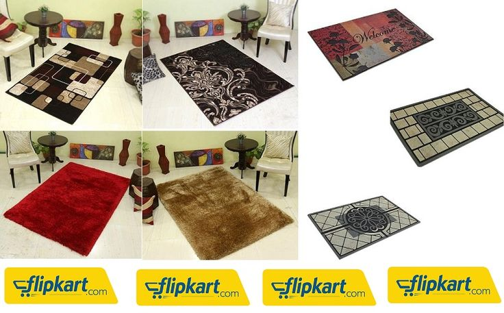 Our #carpets, #arearugs, #shaggyrugs, #mats, #rugs are available in #flipkart. Buy our designs at very attractive price from #flipkart by following the #image and make your place more beautiful.