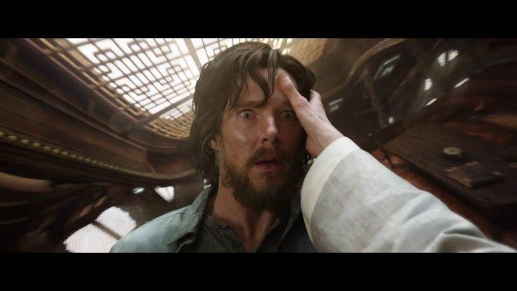 Now THIS is a fu*&ing trailer!!!!! {Marvel's Doctor Strange - Official Teaser Trailer UK | HD}