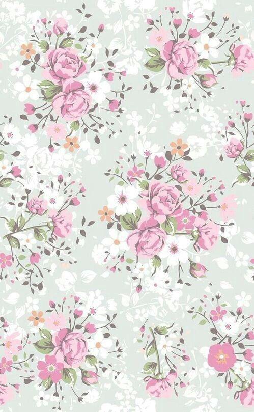 цветы, зеленый, оранжевый, узор, розовый, розы, обои, белый