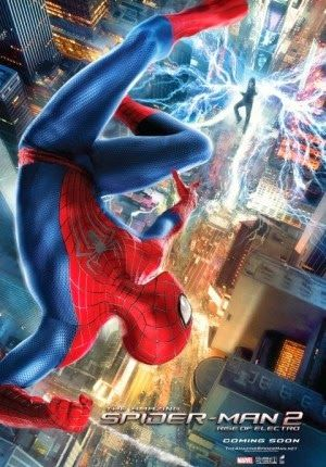 After the success of his first film The Amazing Spider-Man, soon to be released sequel, titled The Amazing Spider-Man : The Rise of Electro. Filming his first movie by taking over the streets in Midtown Manhattan on May 26, 2013 will be released on May 2, 2014
