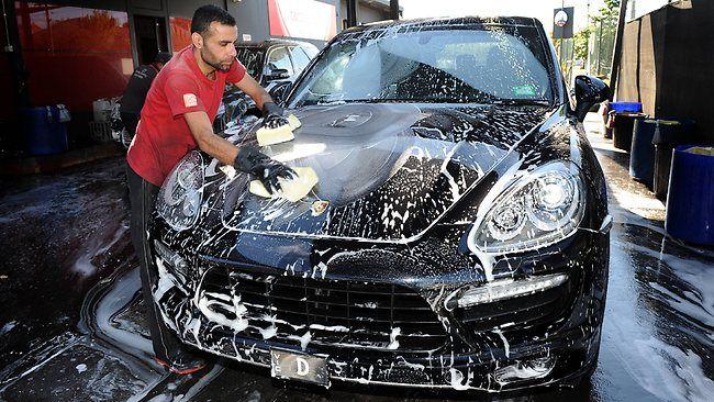 Drive Through Car Wash Perth