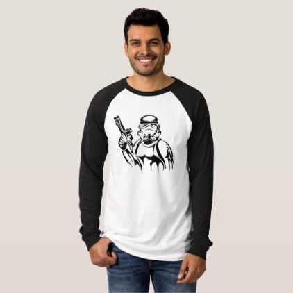 Tribal Stormtrooper T-Shirt - cool gift idea unique present special diy