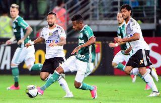 Blog Esportivo do Suíço:  Palmeiras vence a Ponte Preta no final, mas é eliminado do Paulistão