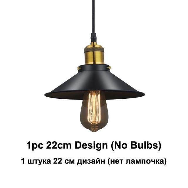 Russia Vintage Pendant Lamp