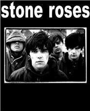 Stone Roses T Shirt - Vintage