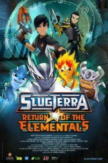 Slugterra: Return of the Elementals Movie #Slugterra