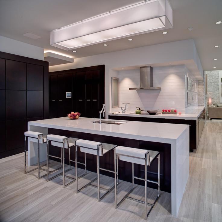 2012 New American Home - contemporary - kitchen - Phil Kean Designs