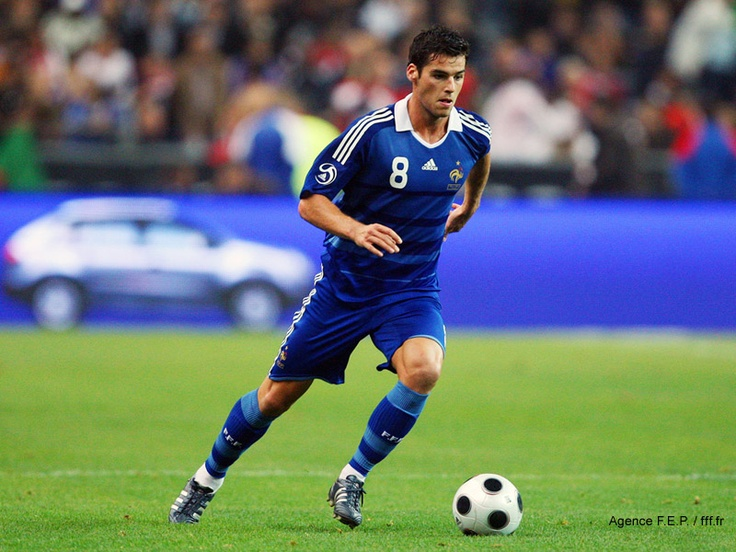 GOURCUFF, Yoann | Midfield |  Olympique Lyonnais (FRA) | @yoann_gourcuff | Click on photo to view skills