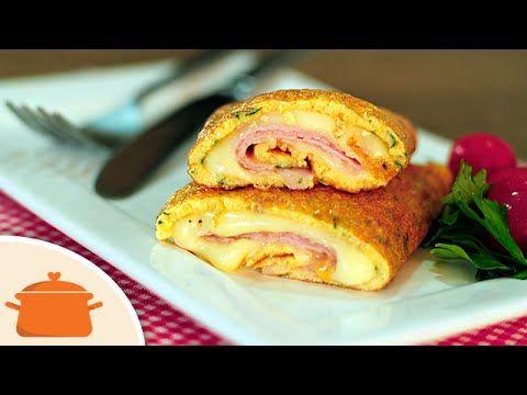 Panqueca de Omelete - YouTube
