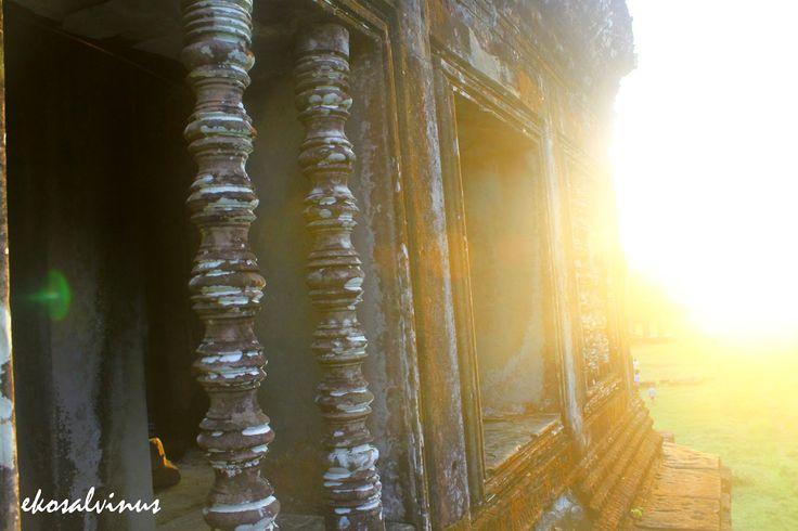 explore the Angkor Wat, Cambodia ekosalvinus.blogspot.com
