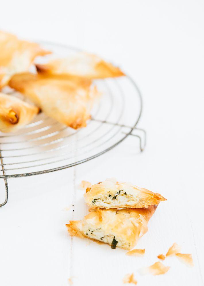 Tiropita's #greekfood