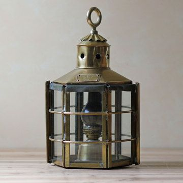 Ship Lantern Without Cord