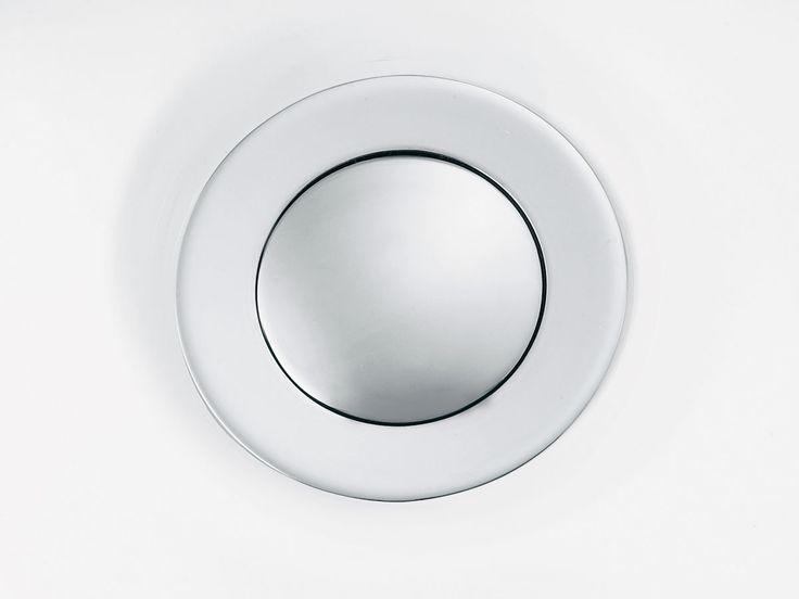 Mizu | Mizu | 32/40 Overflow Push Plug OR ADP P Universal 32/40 Push plug Chrome
