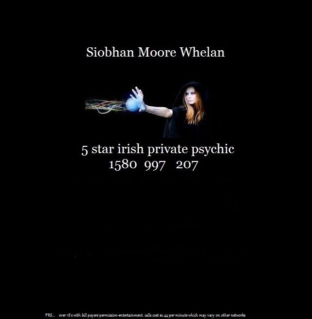 siobhan moore whelan 11:11 psychics 1580997207 A private clairvoyant