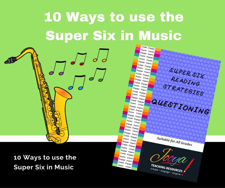 Welcome to the second in the series on using the Super Six in the Music Classroom. This blog post is about something we as educators do instinctively—ask questions. We ask questions for many reason…