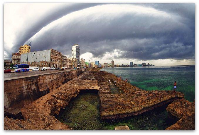 El Malecón, lugar de encuentro