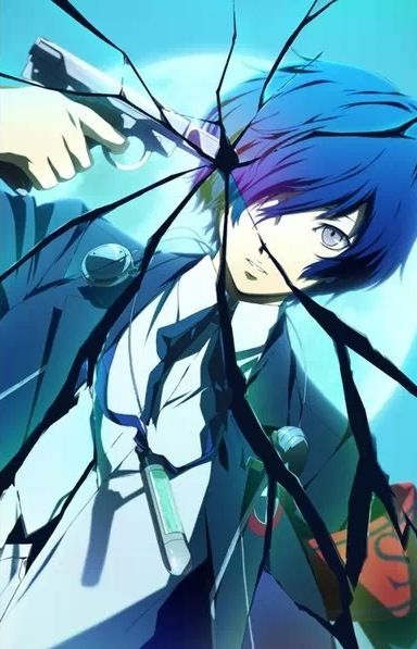 Persona 3, one of the games I've missed. It really bugs me that I might never get around to play it. Well, I guess there'll always be stuff you miss. Time is finite after all.