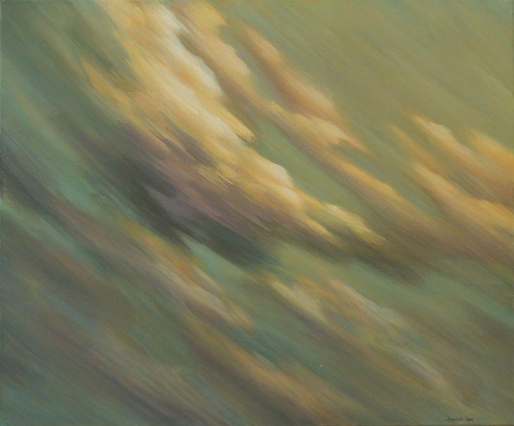 Acrylics on canvas 120x100cm