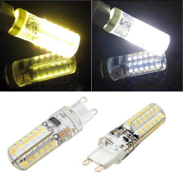 G9 LED Bulb 5W White/Warm White 96 SMD 3014 Corn Light AC 220-240V