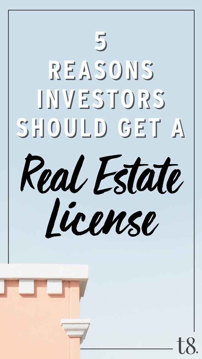 5 Surprising Reasons Why Rental Investors Need A Real Estate License Real Estate License Rental Property Investment Real Estate Training
