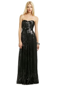 Badgley Mischka  Up To No Good Gown...  Sequin Season coming up...