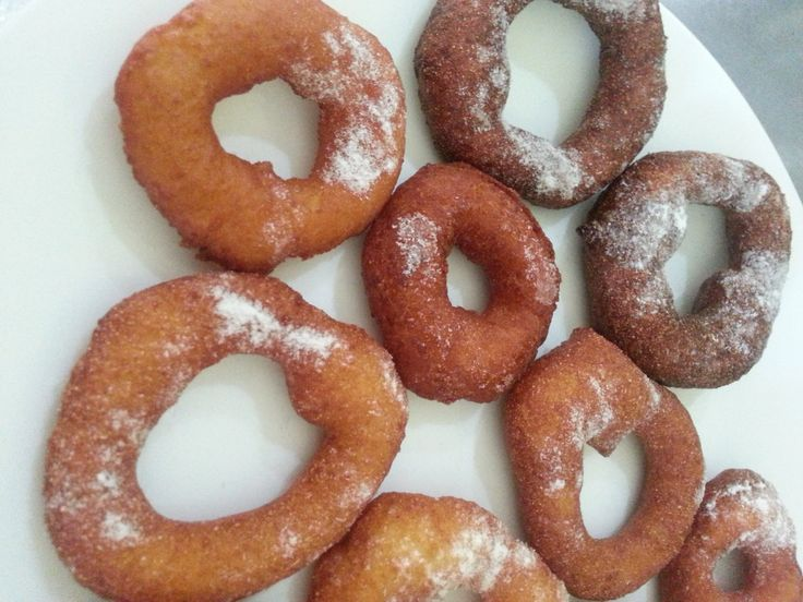 Fedup Mother's Guide: Gluten-Free Potato Doughnuts