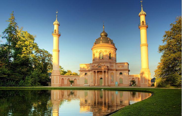 Mosque of Schwetzingen Castle - Schwetzingen Palace - Wikipedia, the free encyclopedia