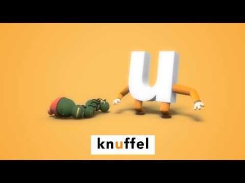 Leren lezen met Lijn 3 | Letterfilmpjes | De letter u - YouTube