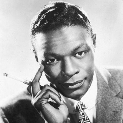 """Nat King Cole, born on March 17, 1919 in Montgomery, AL, was a pianist and singer who led his own band, the popular King Cole Trio. Cole then began to receive billing as a solo artist. Hit singles like """"The Christmas Song,"""" """"Mona Lisa,"""" """"Nature Boy"""" and """"Send for Me"""" became American songbook classics, and in 1956 Cole was the first African-American host of a network variety show."""