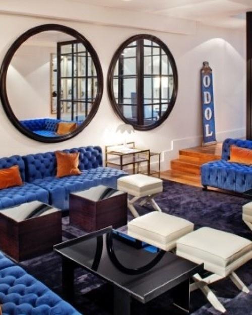 Hotel Pulitzer (Buenos Aires, Argentina Hotel lounge