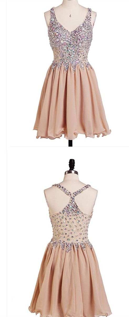 Pretty Beading Homecoming Dress,Sexy Party Dress,Charming Homecoming Dress,Graduation Dress,Homecoming Dress