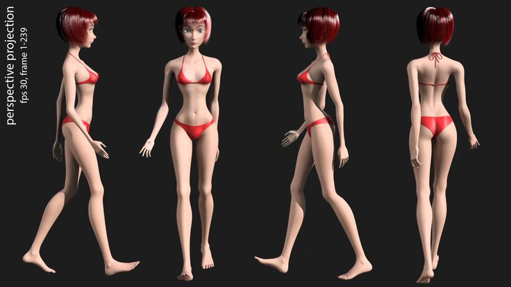 Sexy bikini pussy perfect tits