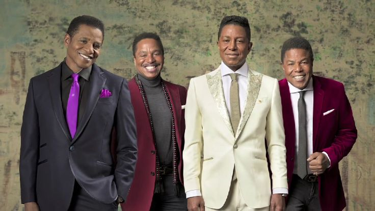 The Jacksons photographed by Claude Vanheye at Sofitel The Legend Grand hotel in Amsterdam in November 2012.