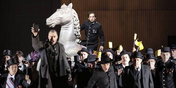 """Opern-Kritik: """"Die Hugenotten""""-Premiere an der Deutschen Oper   Berliner Zeitung"""