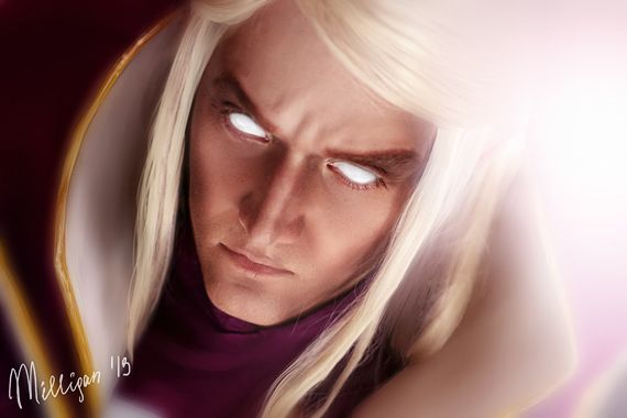 DotA 2 Invoker - sunlight by MilliganVick on DeviantArt