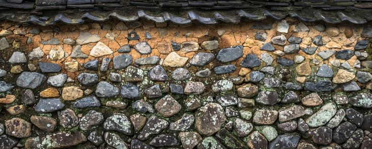 Tradisional Korea - Tembok Batu