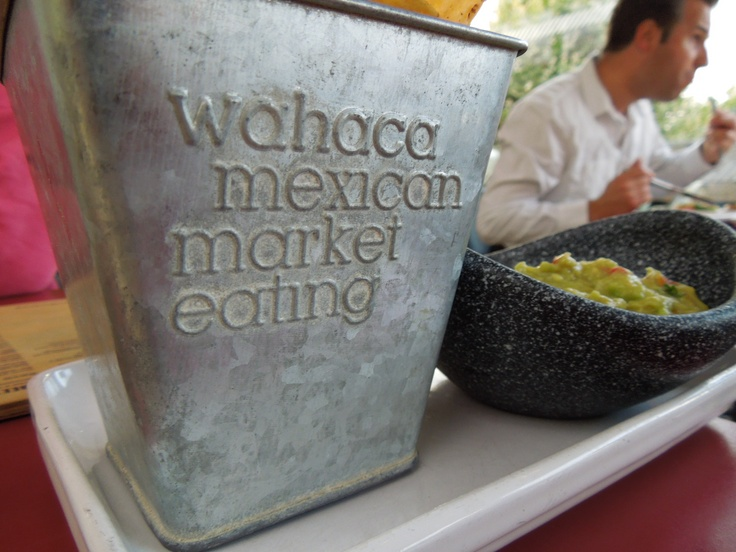 Wahaca. The Southbank Experiment.