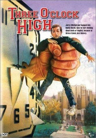 Three O'Clock High (1987) Poster
