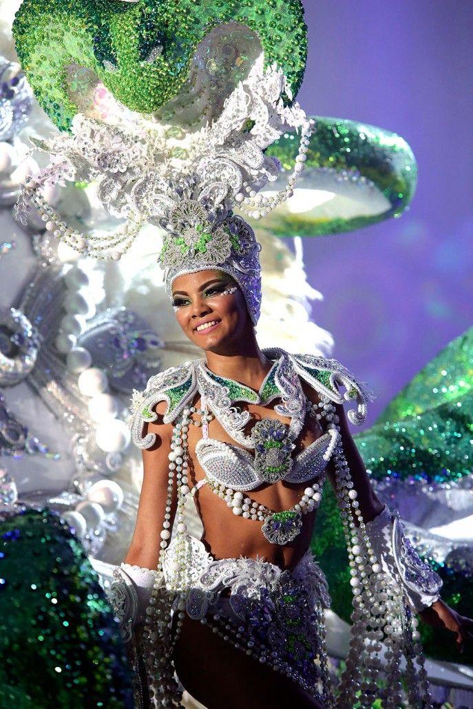 Carnaval Santa Cruz de Tenerife | Resumen Fotográfico de La Gala de Elección de la Reina 2016