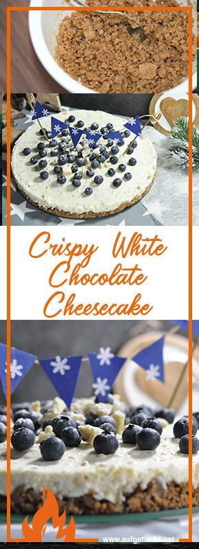 What would winter be like without a Krispy White Chocolate Cheesecake? #yummy #d… ad2f6f9d66d0862b04de22c3a77814d2