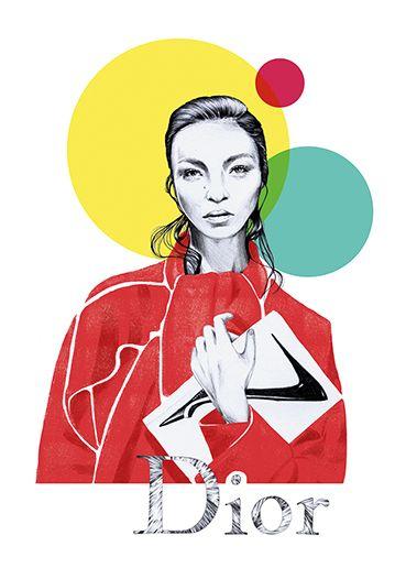 """Dior"" by Ewelina Dymek"