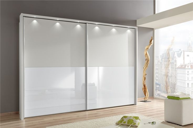 Modern Wardrobes 187 Artemis By Stylform Glass Wood
