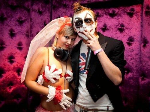 Интересные костюмы на Хэллоуин (24 фото)