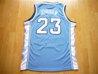 Light Blue Michael Jordan #23 North Carolina Jersey [F37]