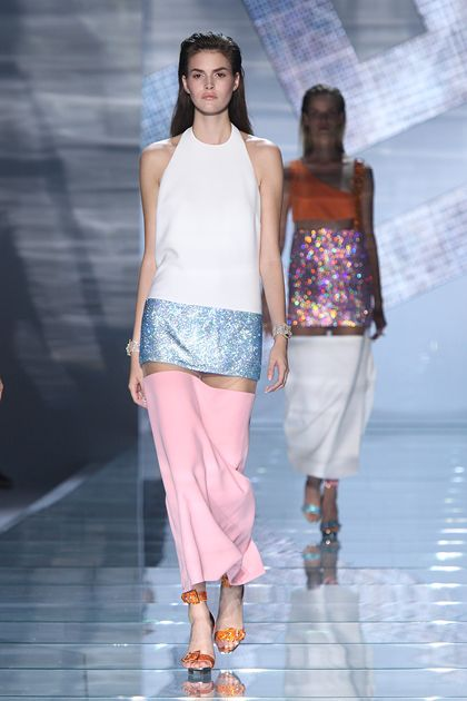 prabal gurung   a sliver of skin has never been more chic