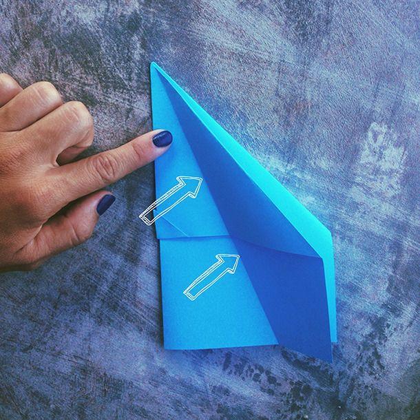 Best paper airplanes  Самые лучшие бумажные самолетики - Полавкам